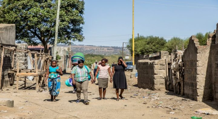 Health is wealth: improving communities through access to sewers