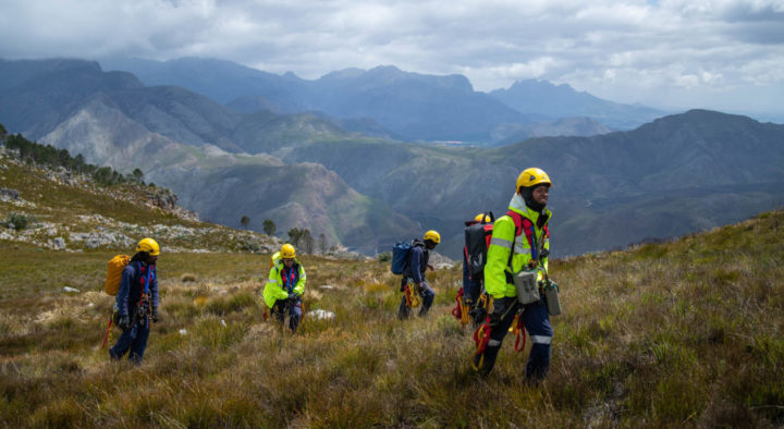 Rough, Rugged and Remote: Going the Distance to Save Cape Town's Water